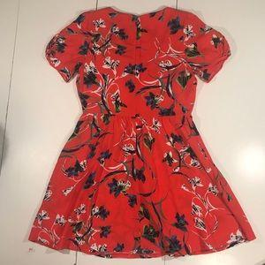 Topshop Holly tea dress